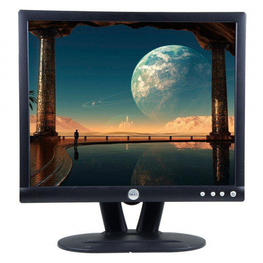 Dell E193FP, 19 inch LCD, front