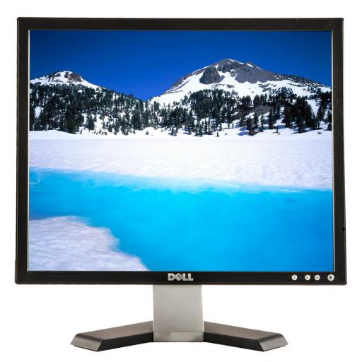 Dell E196FP, 19 inch LCD, 1280 x 1024, negru