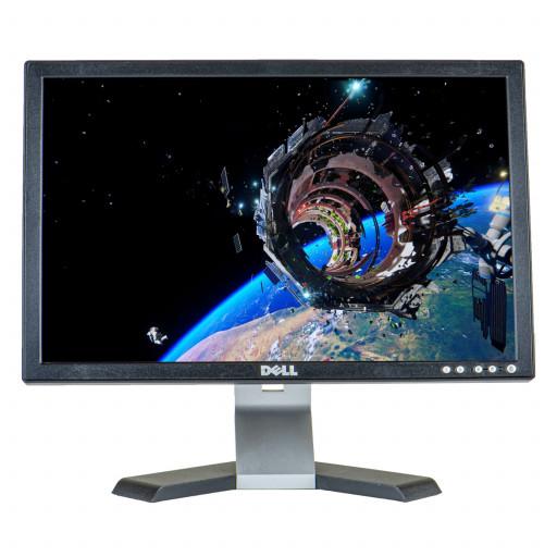 Dell E198WFP, 19 inch LCD, 1440 x 900, negru