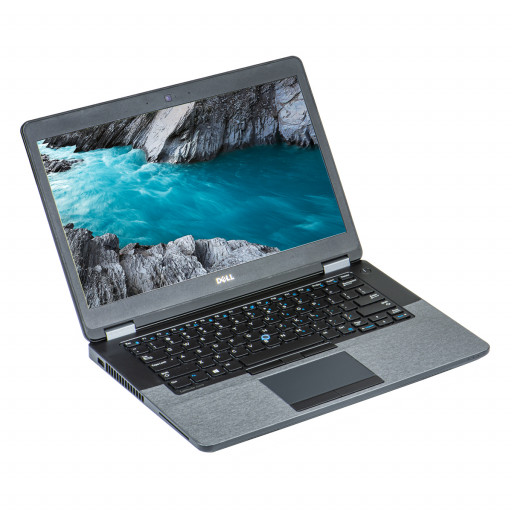 Laptop second hand reconditionat 14 inch LED Dell Latitude E5470