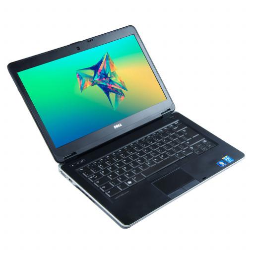 """Dell Latitude E6440 14"""" HD, Core i7-4600M pana la 3.60GHz, 8GB DDR3, 256GB SSD, DVD, Webcam, Windows 10 Home MAR, laptop refurbished"""