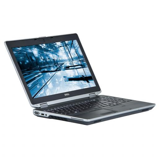 """Dell Latitude E6530 15.6"""" LED backlit, Intel Core i5-3320M 2.60 GHz, 4 GB DDR 3 SODIMM, 240 GB SSD, DVD-RW, Webcam"""
