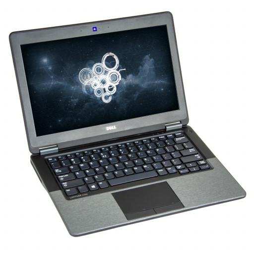 Dell Latitude E7250 12.5 inch LED, Intel Core i5-5300U 2.30 GHz, 4 GB DDR 3, 256 GB SSD, Webcam