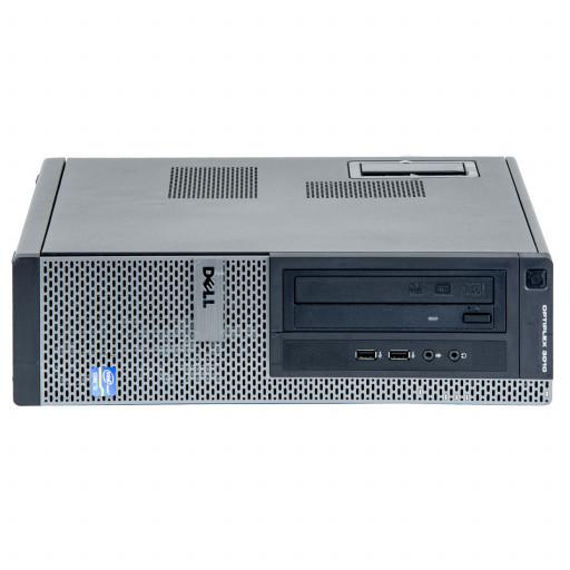Dell Optiplex 3010 Intel Core i3-3220 3.30 GHz, 4 GB DDR 3, 250 GB HDD, DVD-ROM, Desktop, Windows 10 Pro MAR
