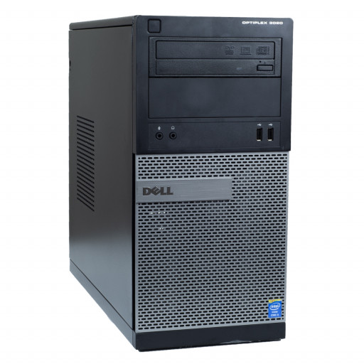 Dell Optiplex 3020 Intel Core i5-4590 3.30 GHz, 4 GB DDR 3, 500 GB HDD, DVD-ROM, Tower