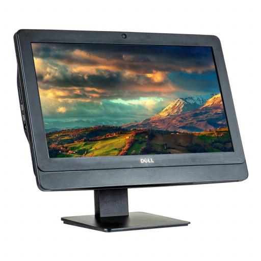 Dell Optiplex 3030 19.5 inch LED, Intel Core i5-4590S 3.00 GHz, 8 GB DDR 3, 500 GB HDD, DVD-RW, Webcam, All-in-one, Windows 10 Pro MAR
