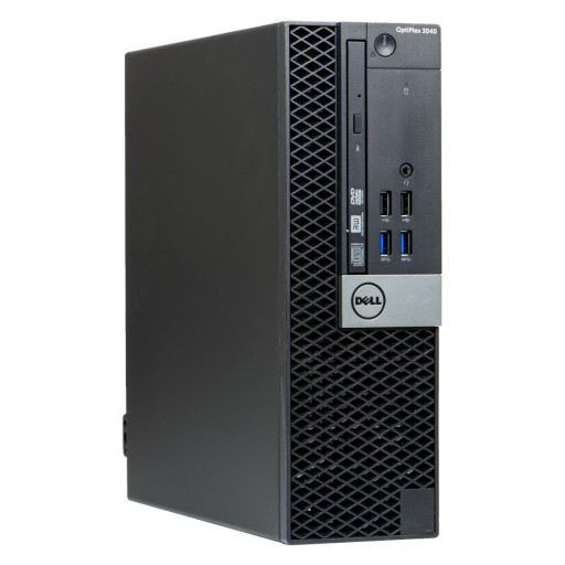 Dell Optiplex 3040 SFF 6th gen Intel Core second hand reconditionat