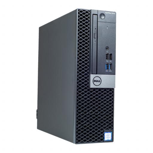 ell Optiplex 5050 Intel Core i3-6100 3.70GHz, 8GB DDR4, 500GB HDD, DVD-RW, SFF