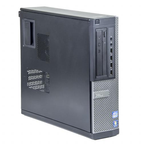 Dell Optiplex 7010 Intel Core i7-3770S 3.10GHz, 4GB DDR3, 250GB HDD, Desktop, DVD-ROM, Windows 10 Pro, calculator refurbished