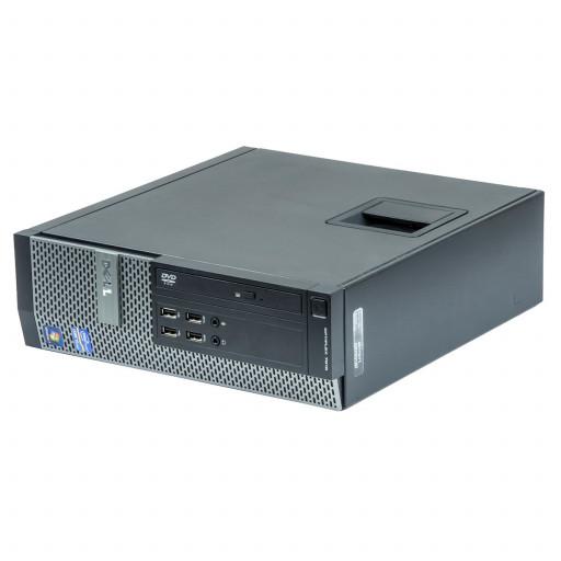 Dell Optiplex 7010 Intel Core i5-3470S 2.90 GHz, 4 GB DDR 3, 500 GB HDD, DVD-ROM, SFF, Windows 10 Pro