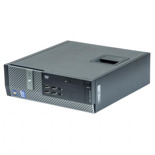 Dell Optiplex 7010 Intel Core i5-3470 3.20 GHz, 4 GB DDR 3, 500 GB HDD, DVD-ROM, SFF, Windows 10 Home MAR