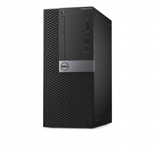 Dell Optiplex 7050 Intel Core i7-6700 3.40GHz, 16GB DDR4, 256GB SSD, DVD-RW, Tower, Windows 10 Pro MAR, calculator refurbished