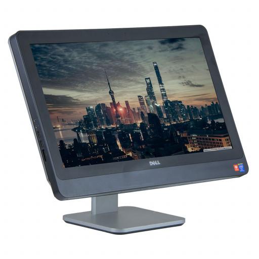 Dell Optiplex 9020 23 inch LED, Intel Core i5-4570S 2.90 GHz, 4 GB DDR 3, 500 GB HDD, DVD-RW, Webcam, All-in-one, Windows 10 Home MAR