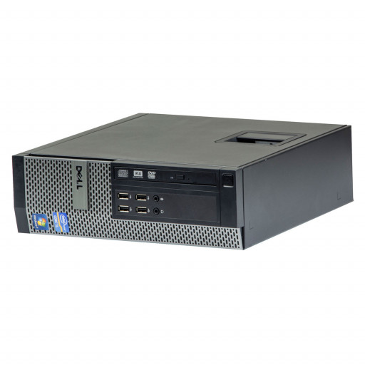Dell Optiplex 990 Intel Core i7-2600 3.40 GHz, 8 GB DDR 3, 500 GB HDD, DVD-ROM, 1 GB GeForce 605, SFF