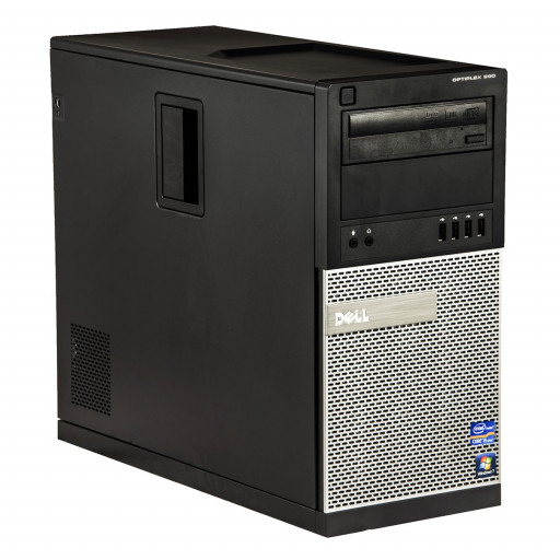 Dell Optiplex 990 Intel Core i5-2500 3.30 GHz, 4 GB DDR 3, 320 GB HDD, DVD-RW, Tower