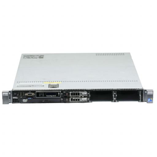 Dell Poweredge R610 2 x Intel Xeon E5620 2.40 GHz, 32 GB DDR 3 REG, 2 x 600 GB HDD 2.5 inch, H700, Rackmount 1U