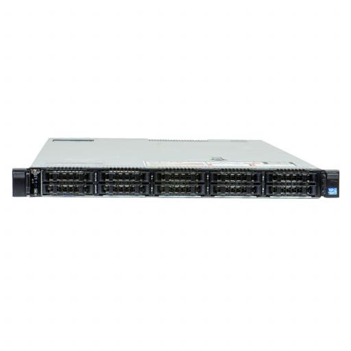 Dell PowerEdge R620 2 x Intel Xeon E5-2620 v1 2.00 GHz, 32 GB DDR 3 REG, 2 x 600 GB HDD 2.5 inch, PERC H710 Mini, Rackmount 1U