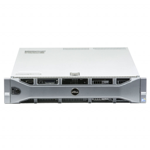 Dell Poweredge R710 2 x Intel Xeon L5520 2.26 GHz, 32 GB DDR 3 REG, 2 x 600 GB HDD 2.5 inch, PERC 6/i, Rackmount 2U