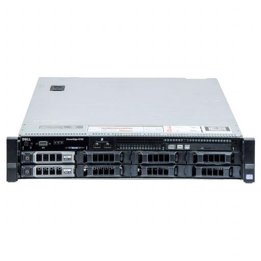 Dell PowerEdge R720 2 x Intel Xeon E5-2660 v2 2.20GHz, 128GB DDR3 REG, 2 x 2TB, HDD 3.5 inch, SAS, PERC H710 mini, Rackmount 2U, server refurbished