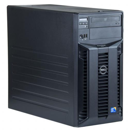 Dell Poweredge T310 1 x Intel Xeon X3440 2.53 GHz, 16 GB DDR 3 REG, 2 x 300 GB HDD, Tower