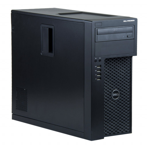 Dell Precision T1650 Intel Core i7-3770 3.40 GHz, 8 GB DDR 3, 500 GB HDD, DVD-ROM, Tower