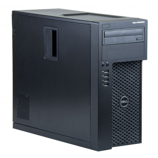 Dell Precision T1700 Intel Core i7-4770 3.40 GHz, 8 GB DDR 3, 500 GB HDD, DVD-RW, Tower, Windows 10 Pro