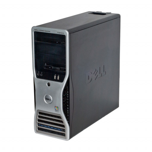 Dell Precision T3400 Intel C2D E6550 2.33 GHz, 4 GB DDR 2, 250 GB HDD, DVD-ROM, 1 GB Geforce 605, Tower