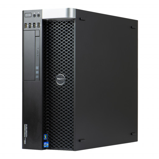 Dell Precision T5810 Intel Xeon E5-1620 v3 3.50GHz, 16GB DDR4 ECC REG, 256GB SSD, DVD-RW, 4GB Quadro K4200, Tower, workstation refurbished