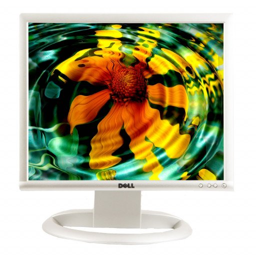 Dell UltraSharp 1907FPV, 19 inch LCD, 1280 x 1024, negru - argintiu