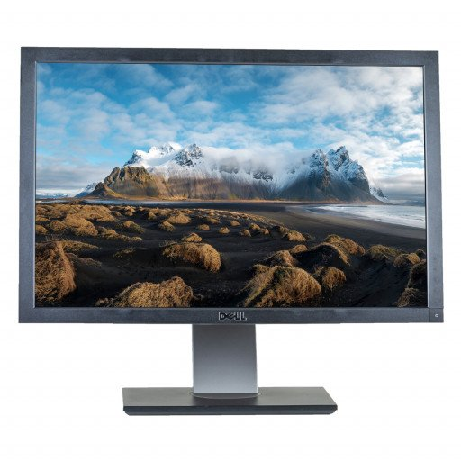 Monitor 27 inch Dell UltraSharp 2709WFP second hand reconditionat