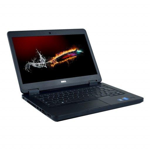 Dell Latitude E5440 14 inch LED, Intel Core i5-4300U 1.90 GHz, 4 GB DDR 3, 240 GB SSD, DVD-RW, Webcam, Windows 10 Pro MAR