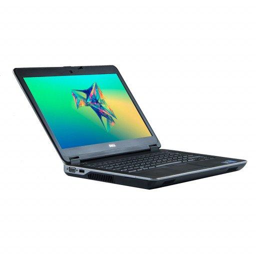 Dell Latitude E6440 14 inch LED, Intel Core i7-4600M 2.90GHz, 8GB DDR3, 480GB SSD, DVD-RW, Webcam, Windows 10 Pro MAR, laptop refurbished