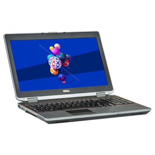 Dell Latitude E6520 15.6 inch LED laptop second hand refurbished