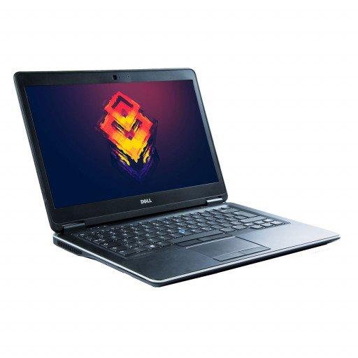 Dell Latitude E7440 14 inch LED, Intel Core i5-4300U 1.90 GHz, 4 GB DDR 3, 256 GB SSD, Webcam, Windows 10 Home MAR