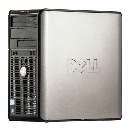 Dell Optiplex 390 Intel Core i3-2120 3.30 GHz, 4 GB DDR 3, 160 GB HDD, DVD-RW, Tower