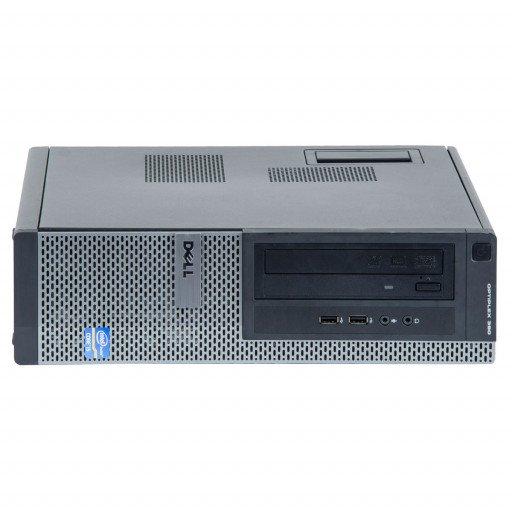Dell Optiplex 390 Intel Pentium Dual Core G630 2.70 GHz, 4 GB DDR 3, 250 GB HDD, DVD-ROM, Desktop