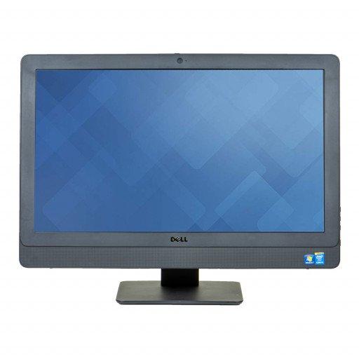 Dell Optiplex 9030 23 inch LED, Intel Core i5-4590S 3.00GHz, 4GB DDR3, 500GB HDD, DVD-RW, Webcam, All-in-one, Windows 10 Home MAR, calculator refurbished