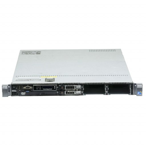 Dell Poweredge R610 2 x Intel Xeon X5650 2.66 GHz, 32 GB DDR 3 REG, 2 x 600 GB HDD 2.5 inch, PERC 6/i , Rackmount 1U