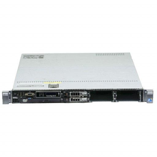 Dell Poweredge R610 2 x Intel Xeon X5670 2.93GHz, 32GB DDR3 ECC REG, 4 x 146GB, HDD 2.5 inch, SAS, PERC 6/i , Rackmount 1U, server refurbished