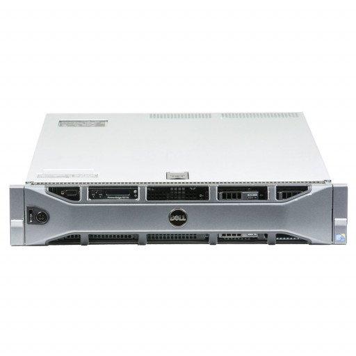 Dell Poweredge R710 2 x Intel Xeon E5620 2.40 GHz, 32 GB DDR 3 REG, 2 x 600 GB HDD, DVD-ROM, Rackmount 2U