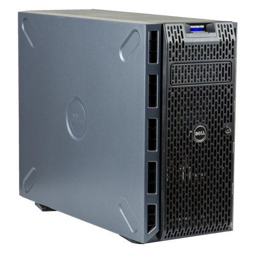 Dell Poweredge T420 1 x Intel Xeon E5-2407 2.20 GHz, 16 GB DDR 3 REG, 2x1.2TB + 2x300GB HDD 2.5 inch, PERC H310, Tower