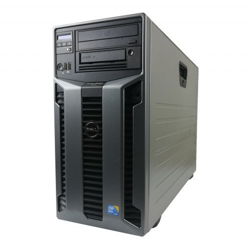 Dell PowerEdge T610 1 x Intel Xeon E5506 2.13 GHz, 16 GB DDR 3 REG, 2 x 300 GB HDD 3.5 inch, PERC 6/i, Tower