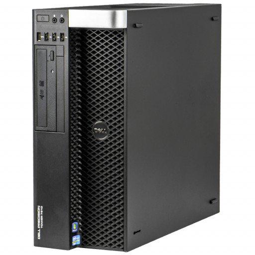 Dell Precision T7810 2 x Intel Xeon E5-2609 v3 1.90 GHz, 32 GB DDR 4 ECC, 256GB SSD + 500GB HDD, DVD-RW, 2 GB Quadro K2000, Tower