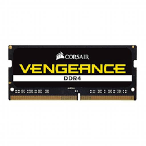 Memorie notebook DDR4 8 GB 2400 MHz Corsair Vengeance CMSX8GX4M1A2400C16 - nou