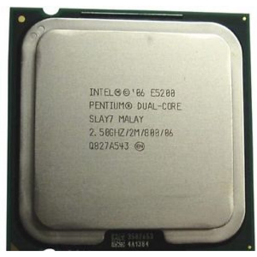Intel Dual Core E5200 2,50GHz