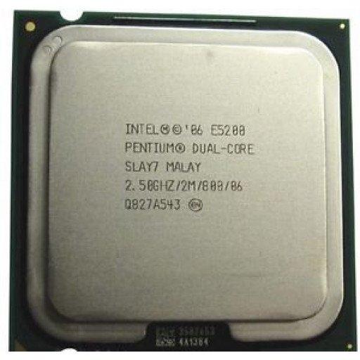Intel Dual Core E5200 2,50GHz