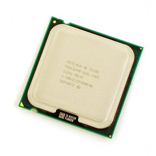 Intel Dual Core E5300 2.60Ghz