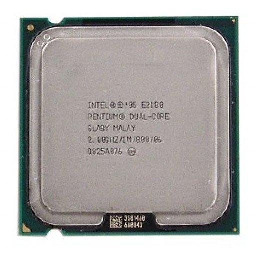 Intel Pentium Dualcore E2180