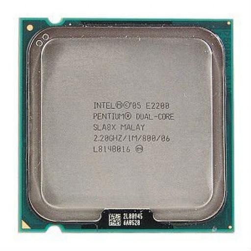 Procesor Intel Pentium E2200 2.2 GHz