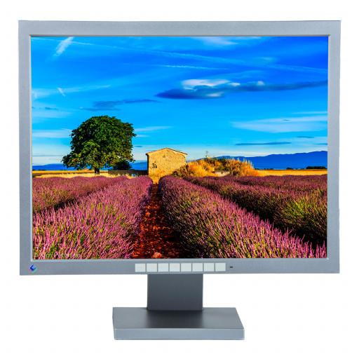 EIZO L985EX, 21 inch LCD, 1600 x 1200, gri - argintiu